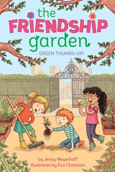 Image result for the friendship garden jenny meyerhoff