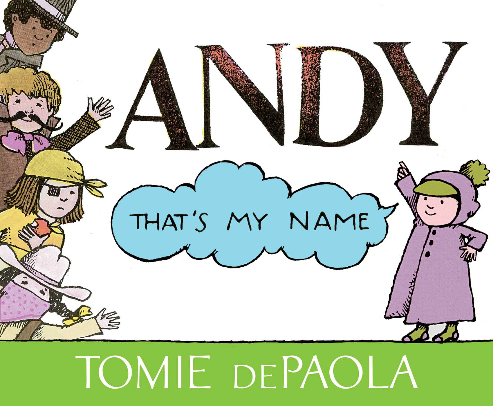 Andy That S My Name