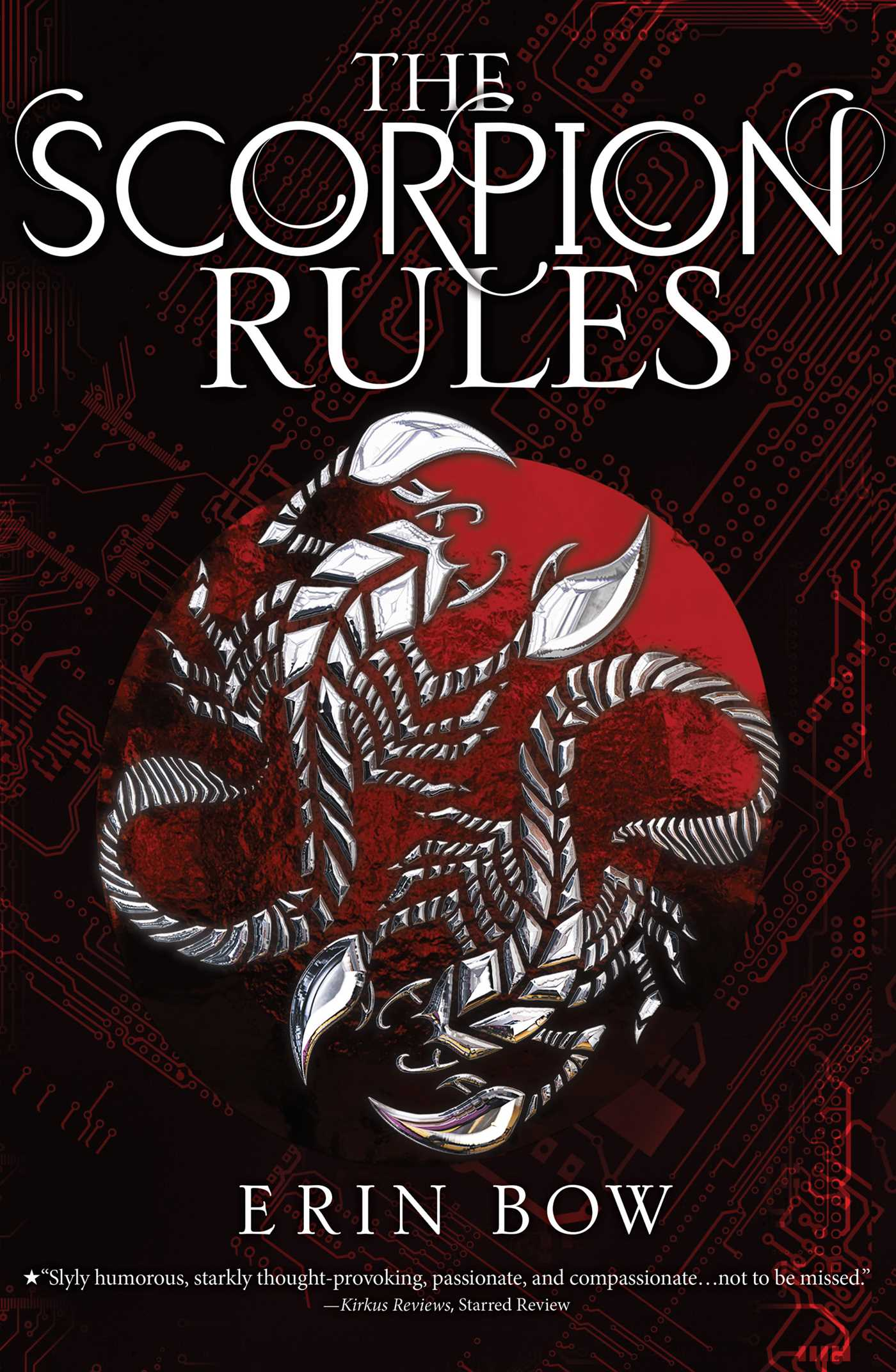 Image result for the scorpion rules book