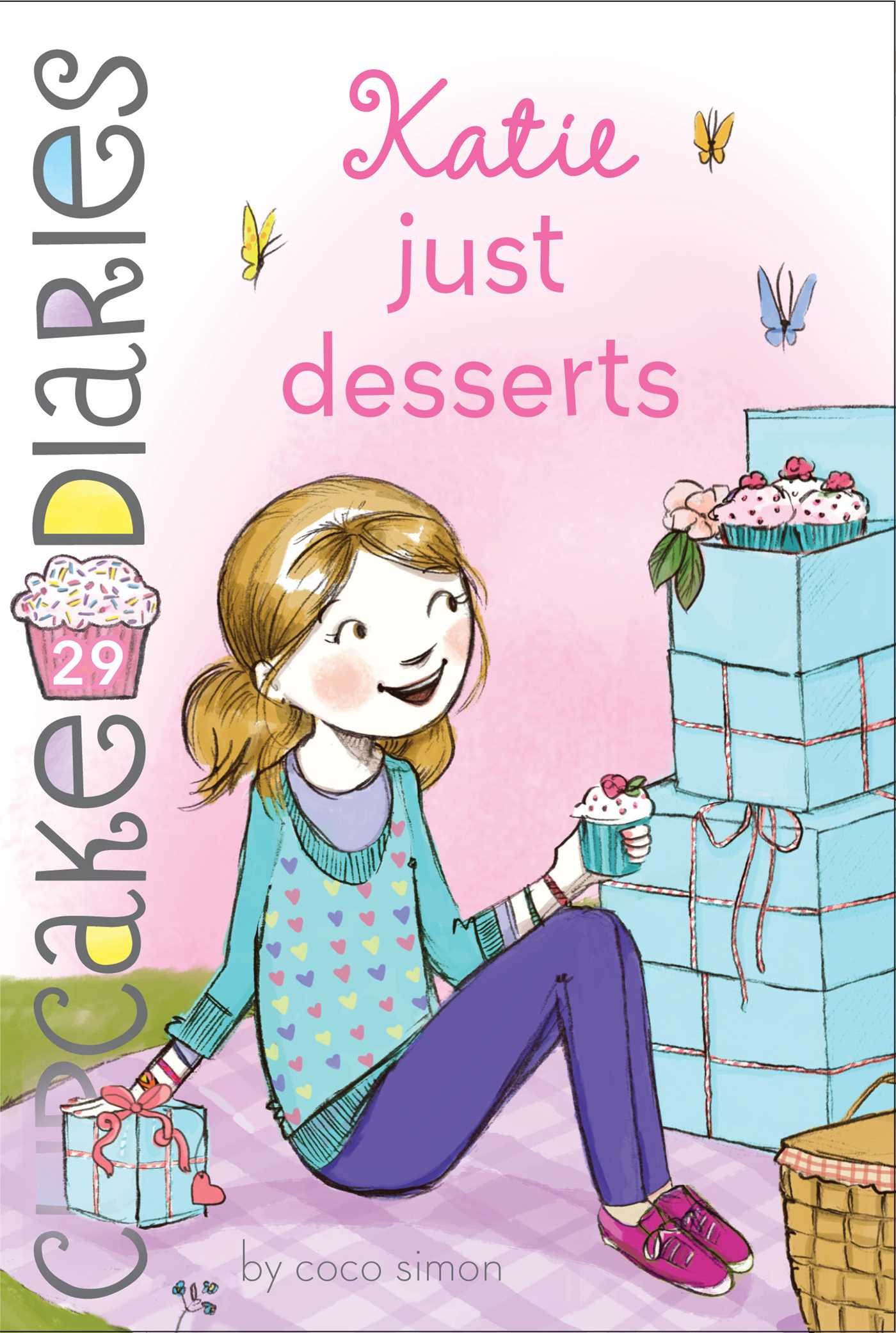 Katie Just Desserts Book By Coco Simon Official