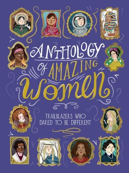 Image result for anthology of amazing women