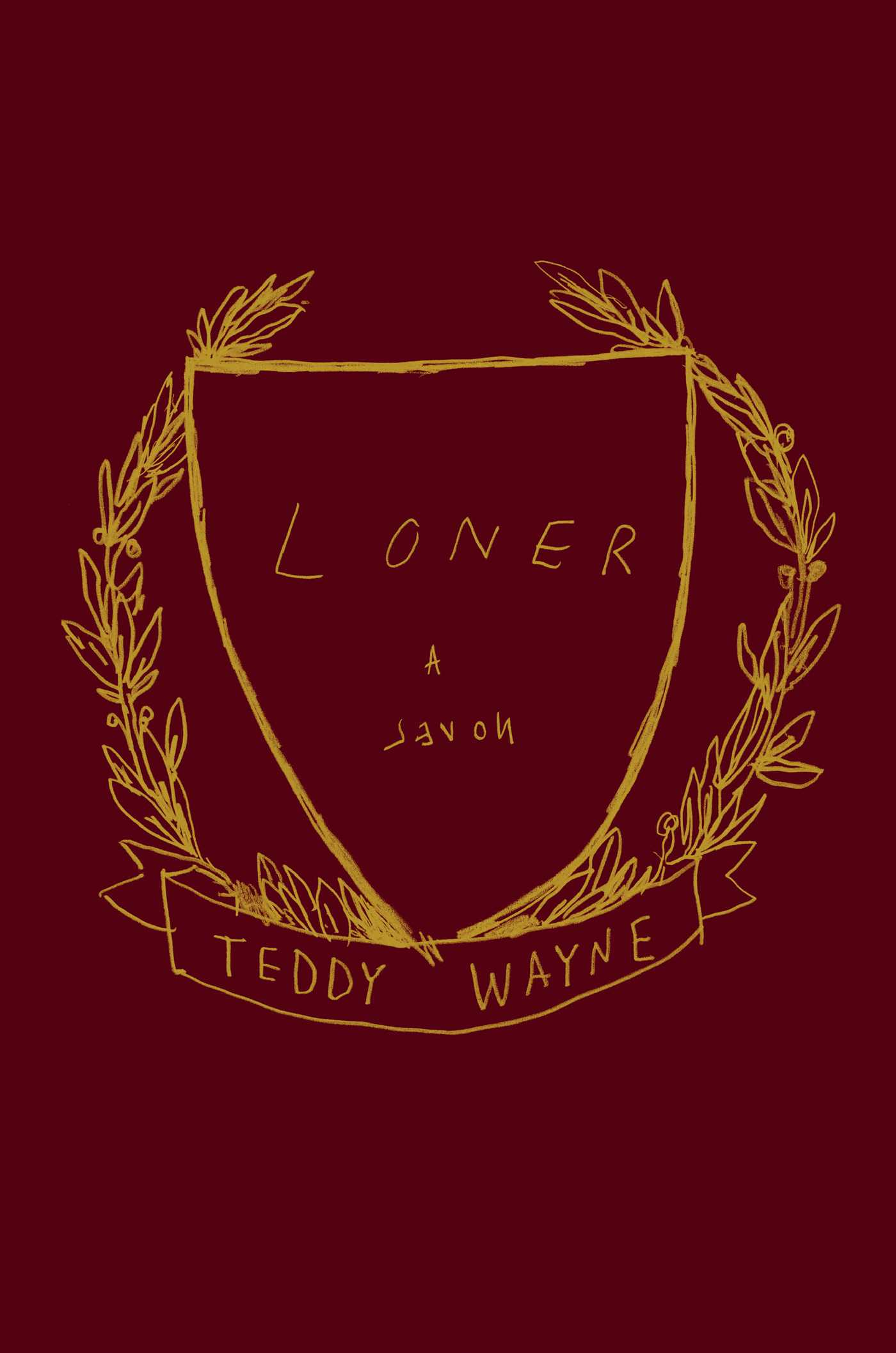 Image result for Loner Teddy wayne cover