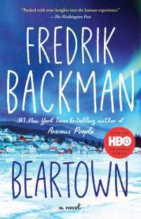 Image result for beartown book cover