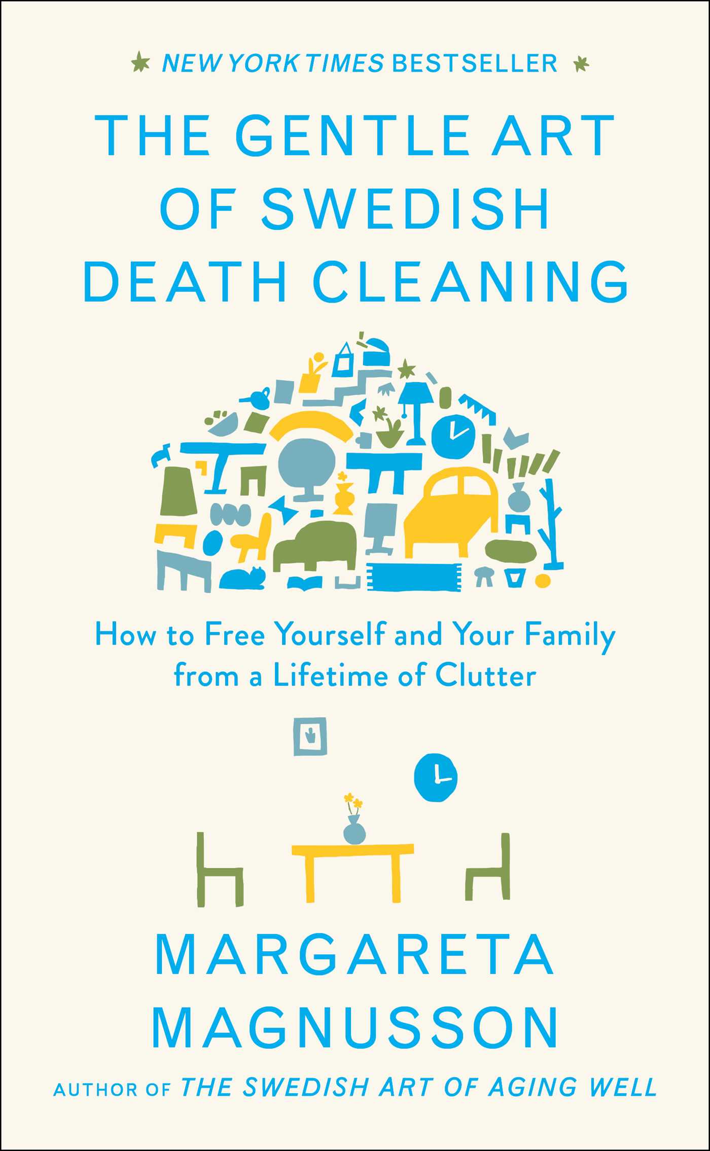 Image result for the swedish art of death cleaning