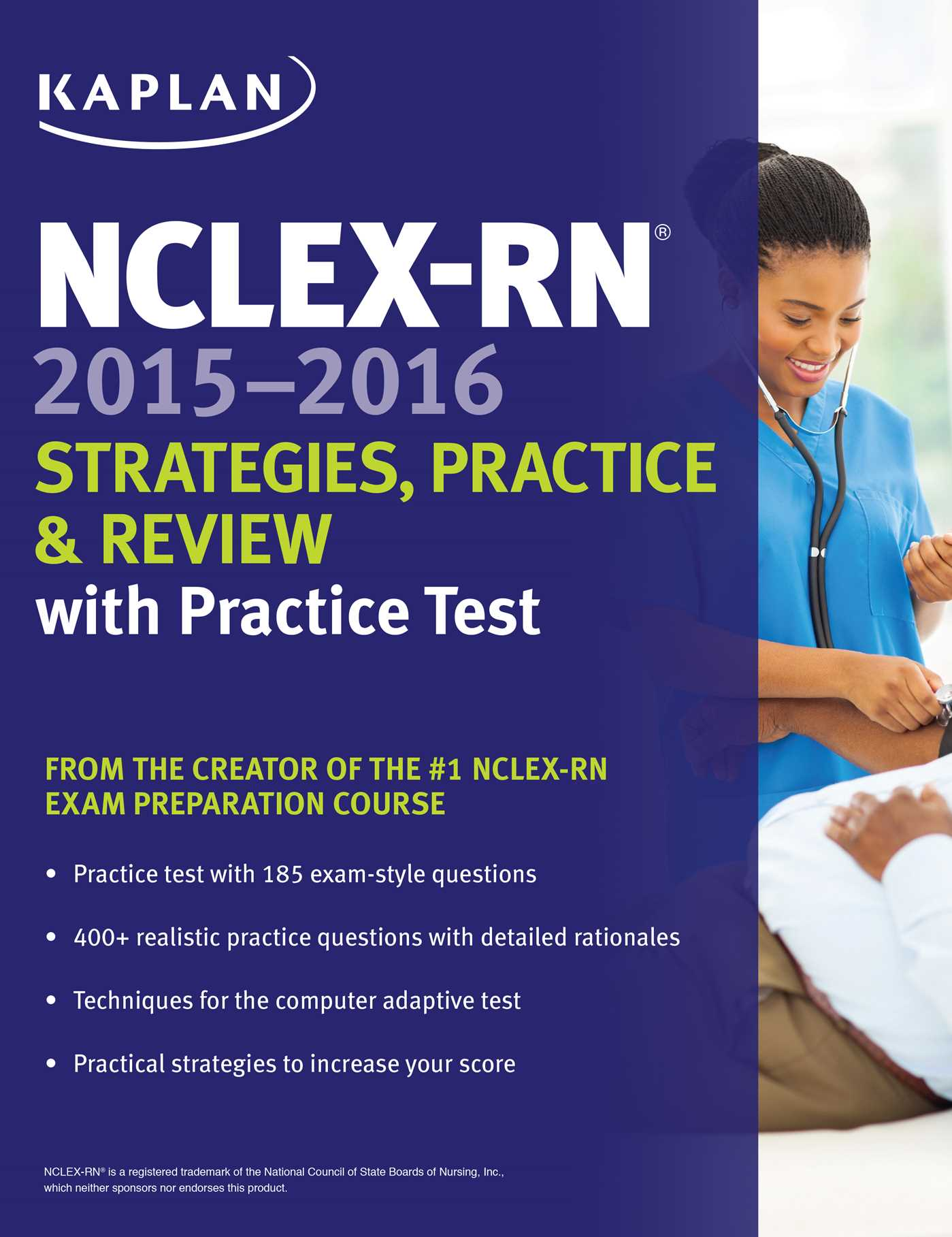 Nclex Rn Strategies Practice And Review With Practice Test Ebook By Kaplan