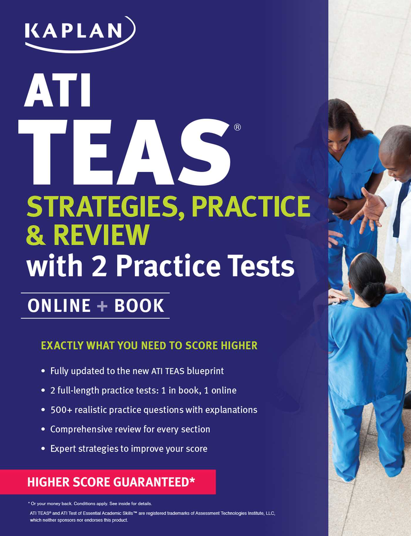Ati Teas Strategies Practice Amp Review With 2 Practice Tests