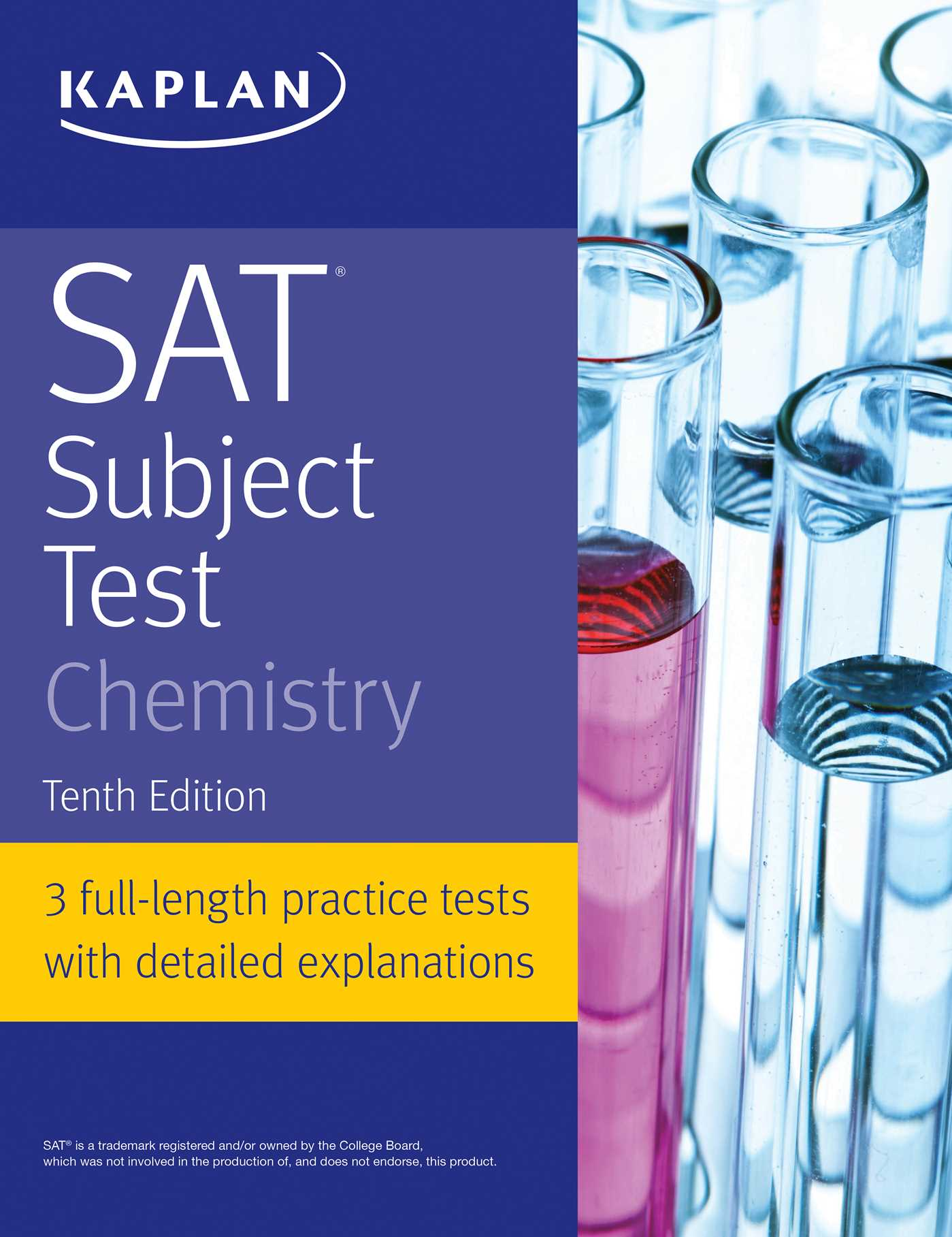 Sat Subject Test Chemistry Ebook By Kaplan Test Prep