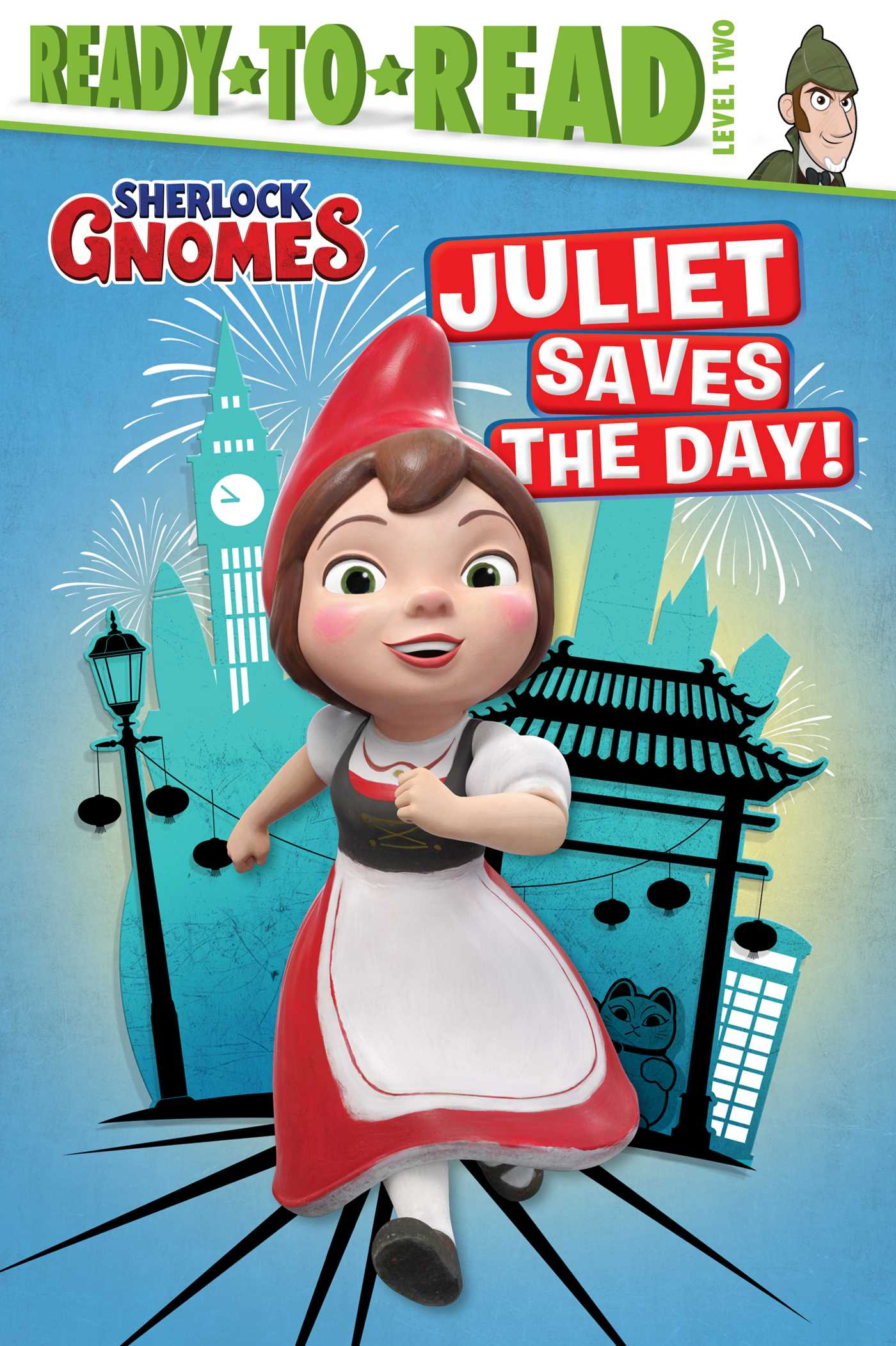 Juliet Saves The Day