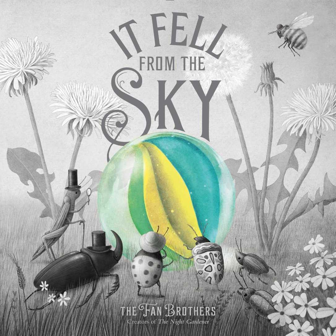 It Fell from the Sky | Book by Terry Fan, Eric Fan | Official Publisher  Page | Simon & Schuster