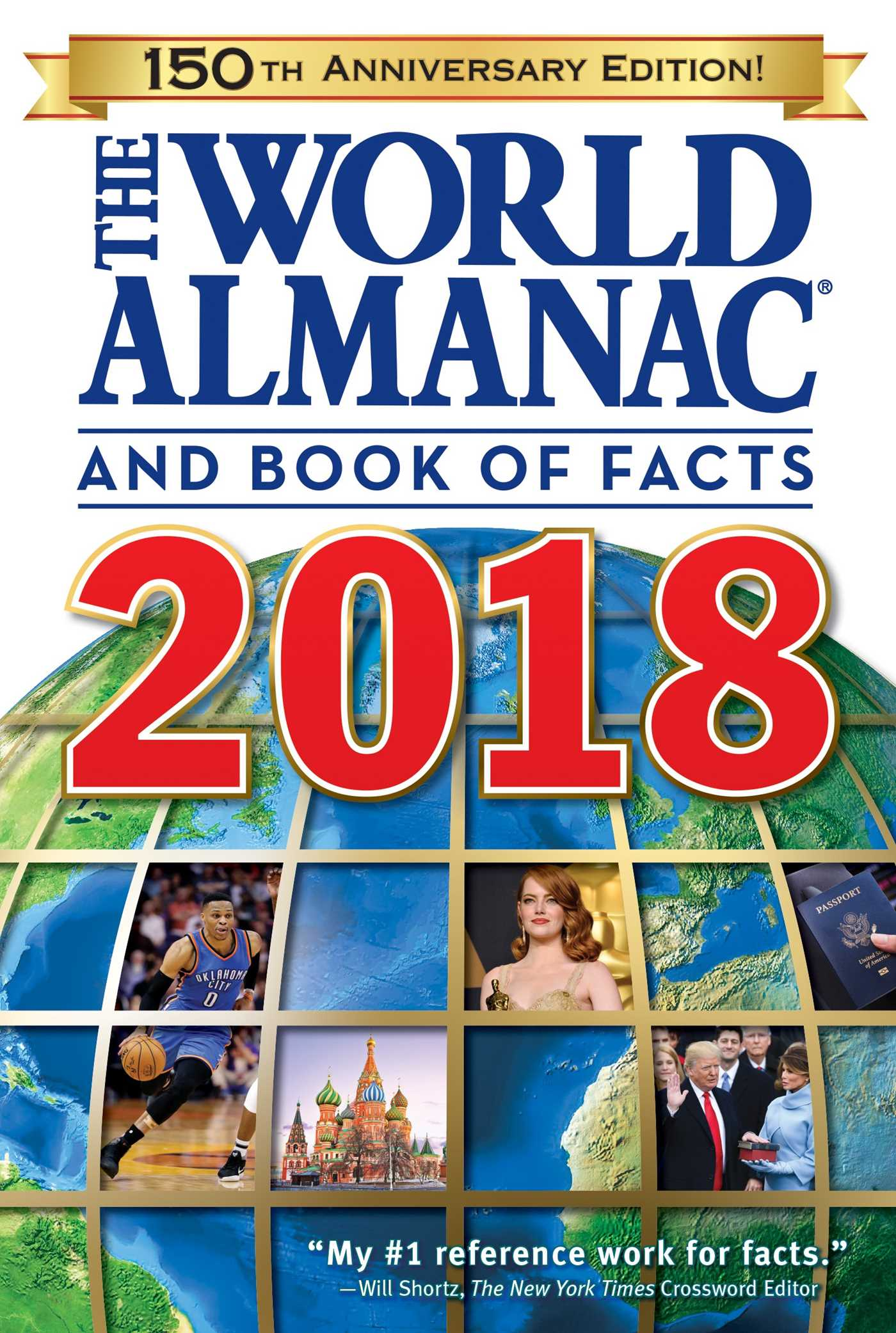 The World Almanac And Book Of Facts 2018 Book By Sarah