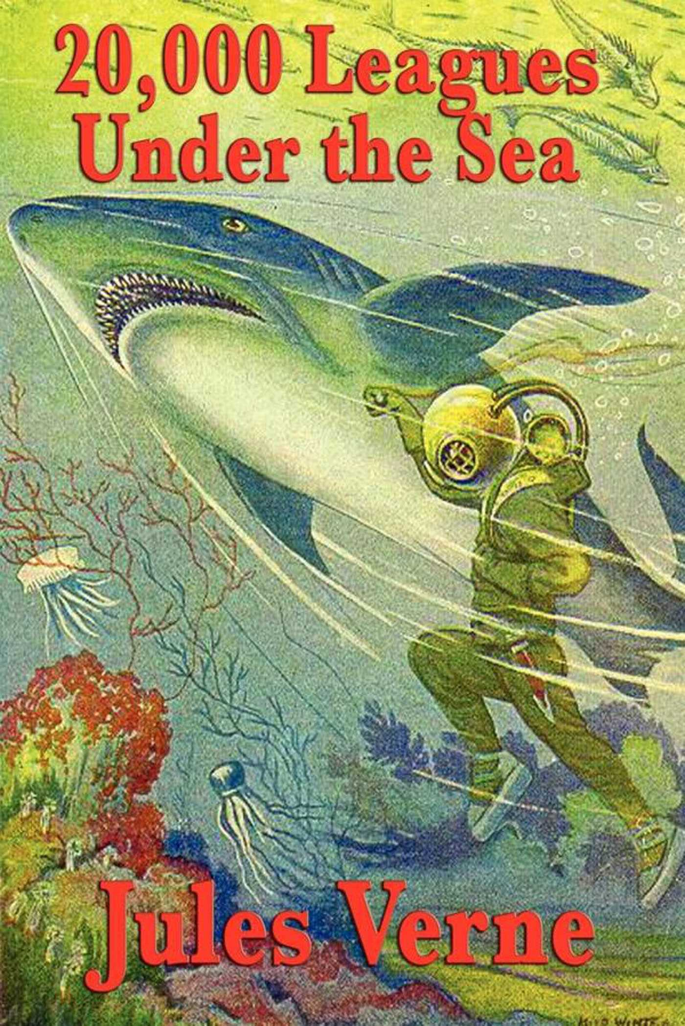20 000 Leagues Under The Sea Ebook By Jules Verne