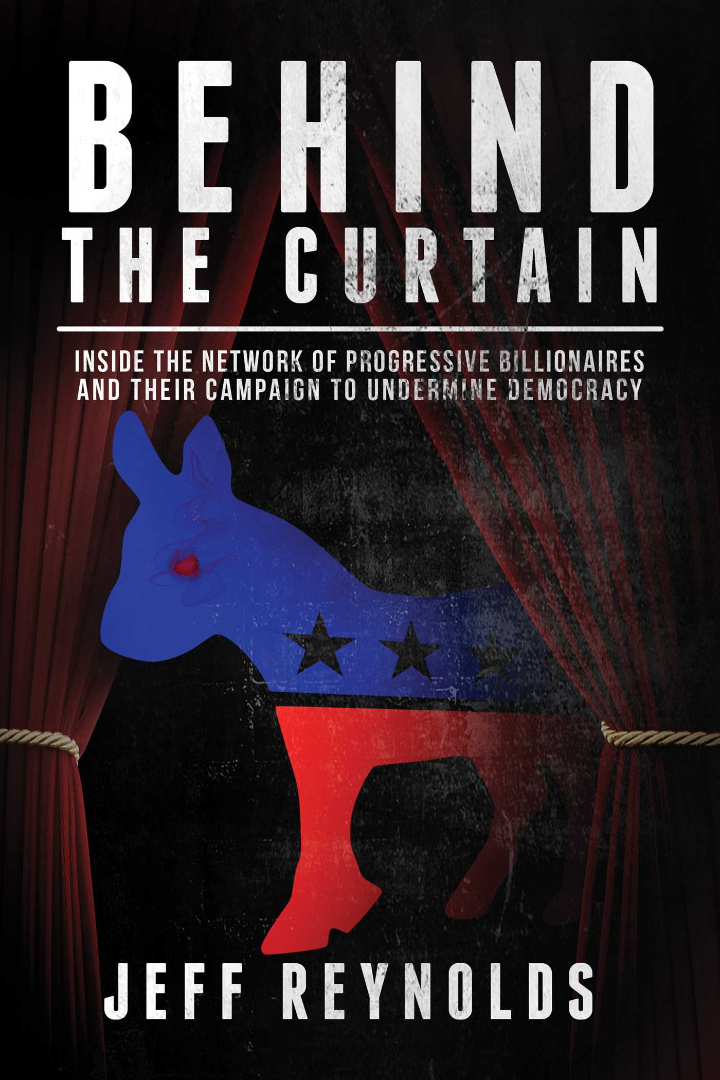 behind the curtain book by jeff