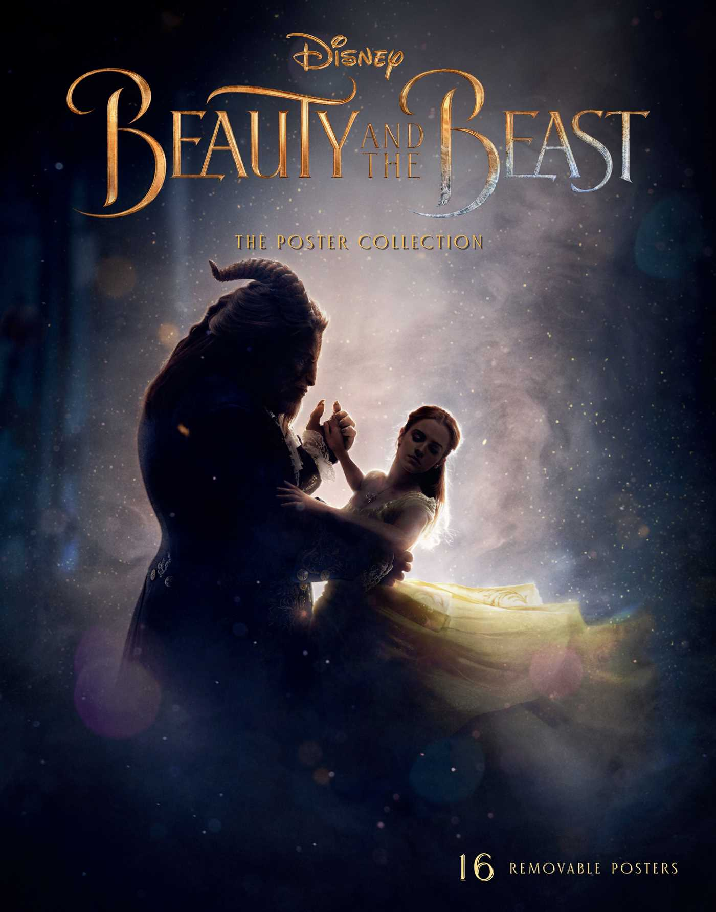 Beauty And The Beast The Poster Collection