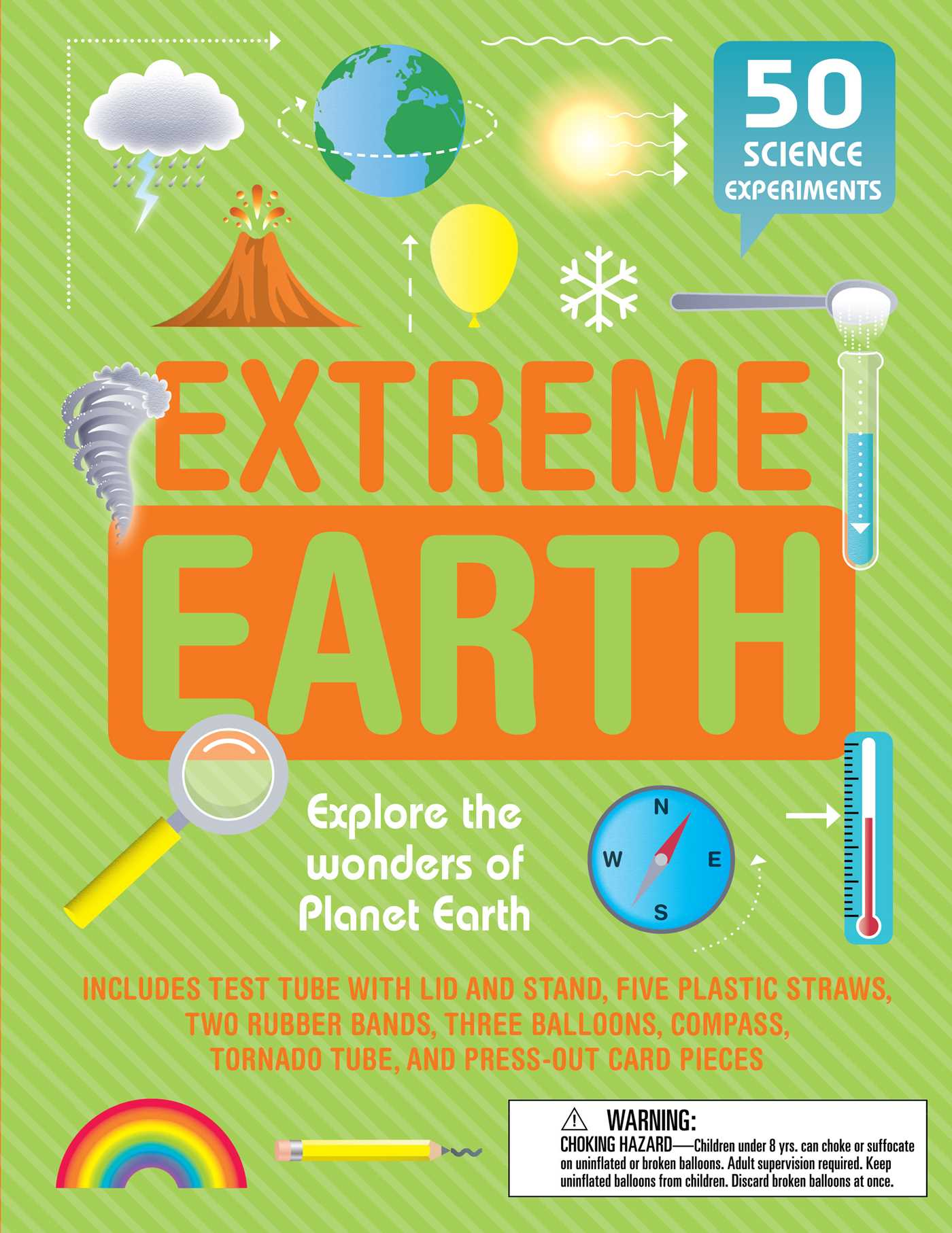 Science Lab Extreme Earth