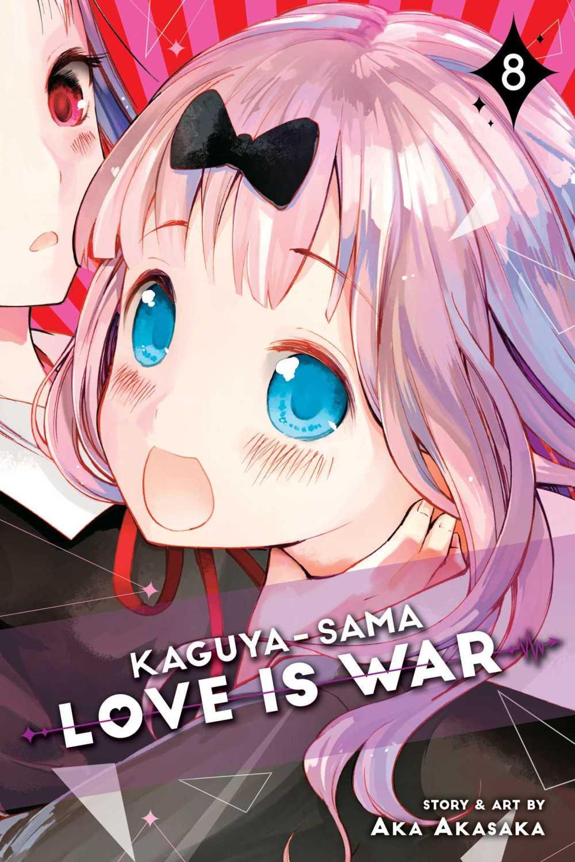 Image result for kaguya sama love is war novel