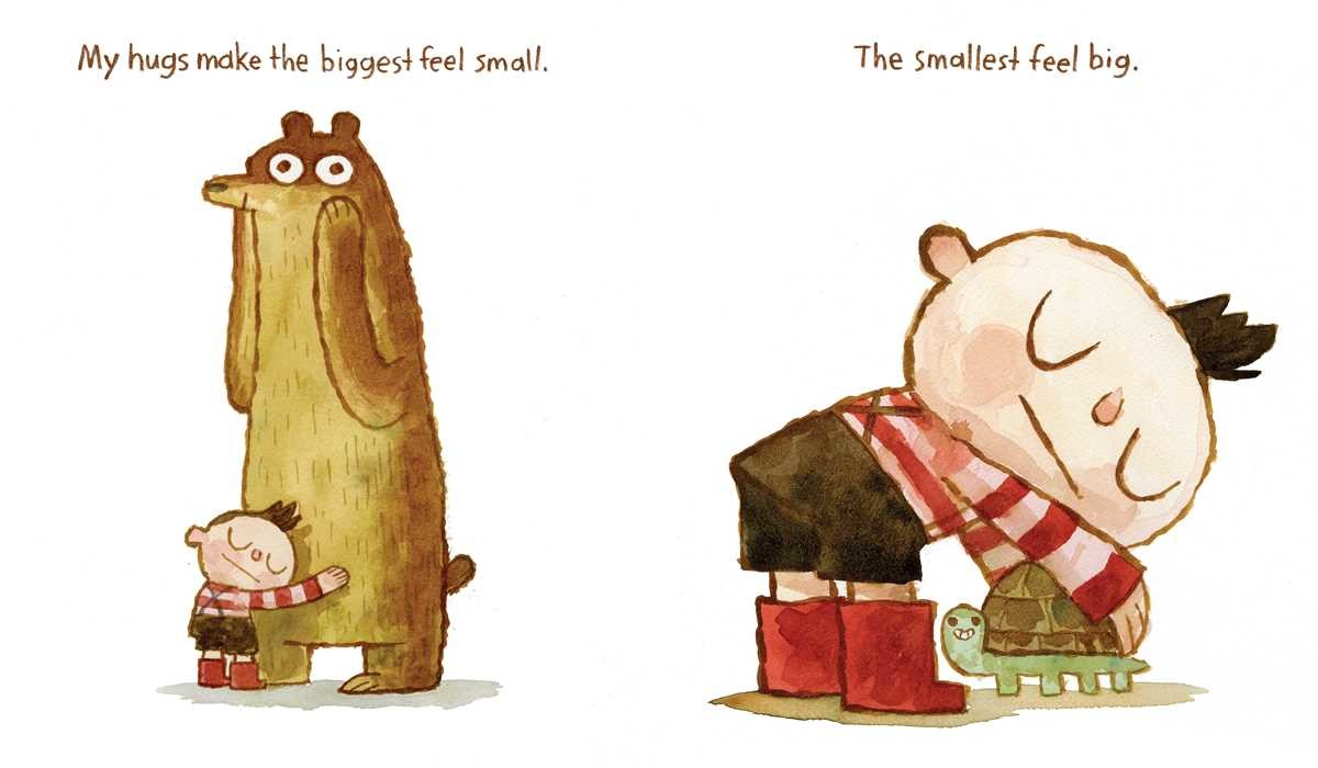 Hug Machine Book By Scott Campbell Official Publisher