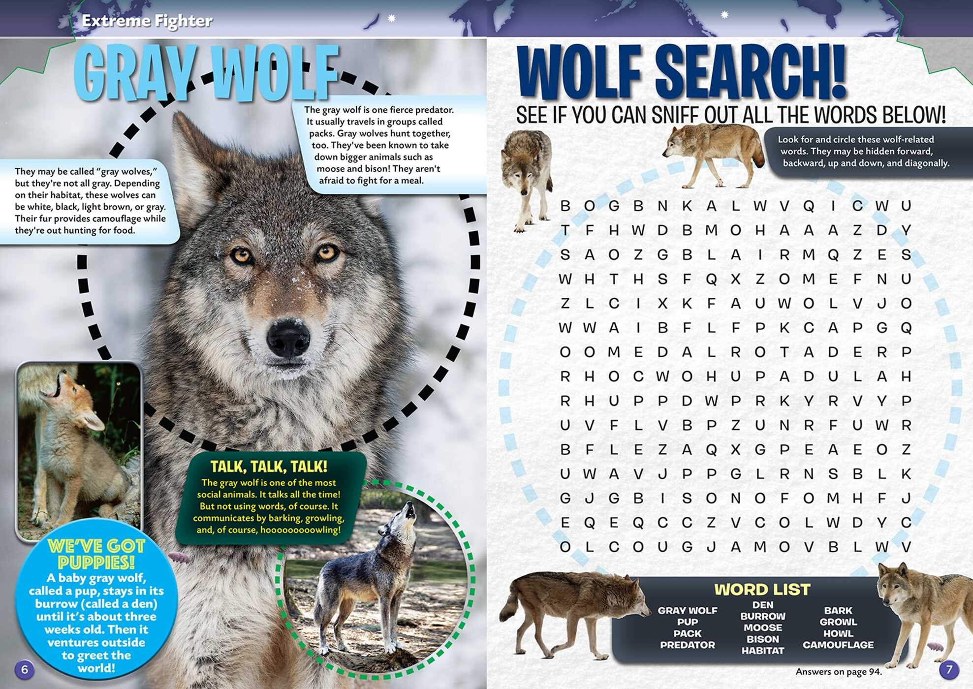Circle It Arizona Wildlife Facts Word Search Puzzle Book