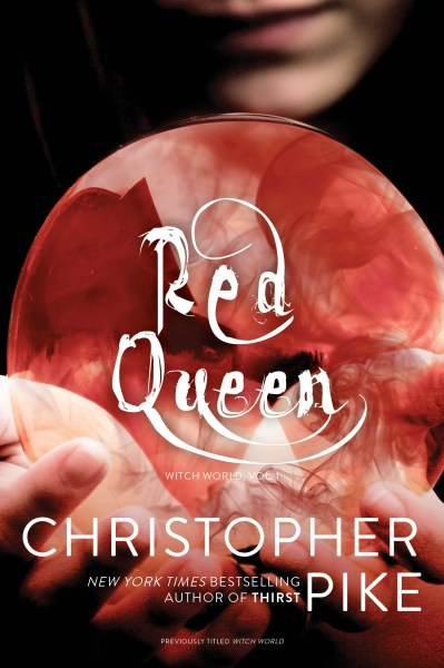 Red Queen   Book by Christopher Pike   Official Publisher Page     Red queen 9781442430297 hr