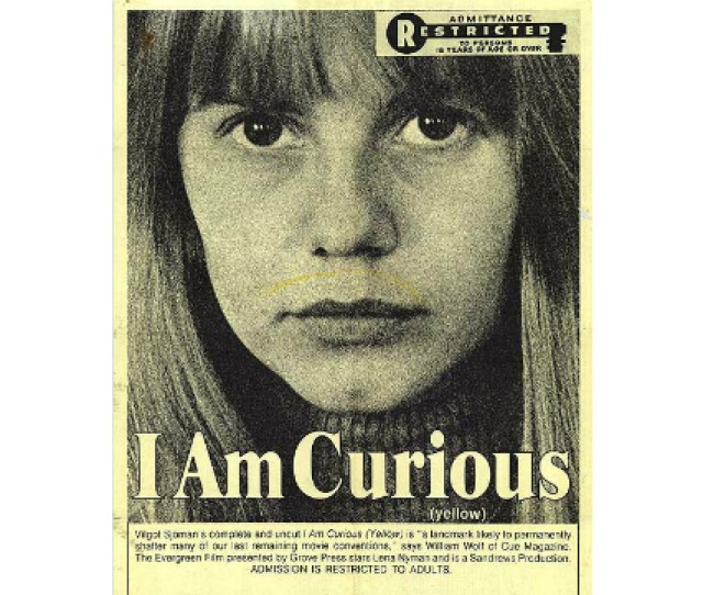I Am Curious Yellow Premieres Fire