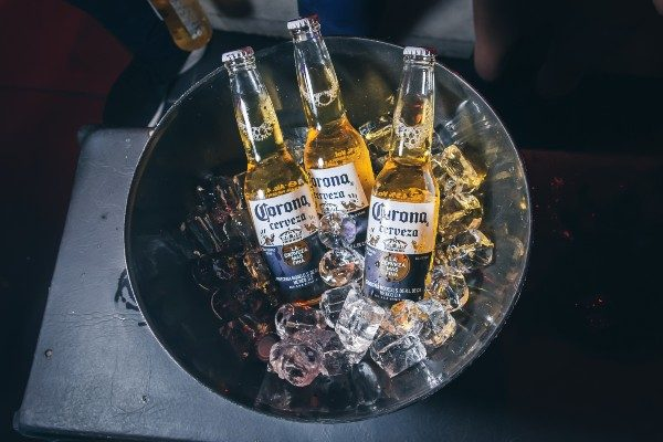 Image result for albany university beer party with corona