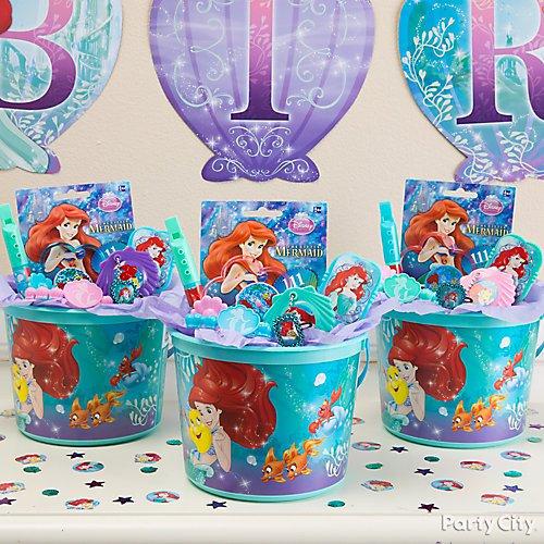 Little Mermaid Party Ideas Party City