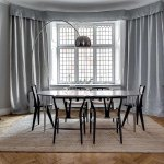 How To Choose A Dining Table Shape Size And More Ylighting Ideas