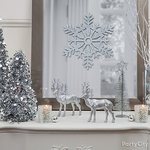 Winter Wonderland Decorating Ideas Party City