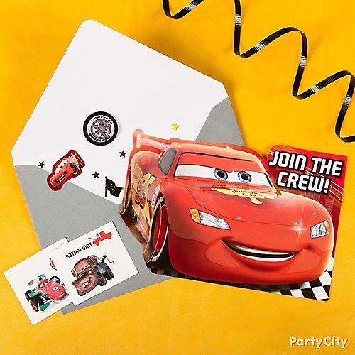 Disney Cars Party Ideas Party City