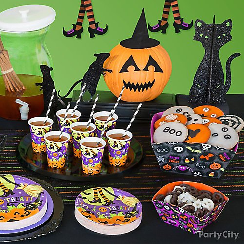 40 Kids Halloween Party Ideas Party City