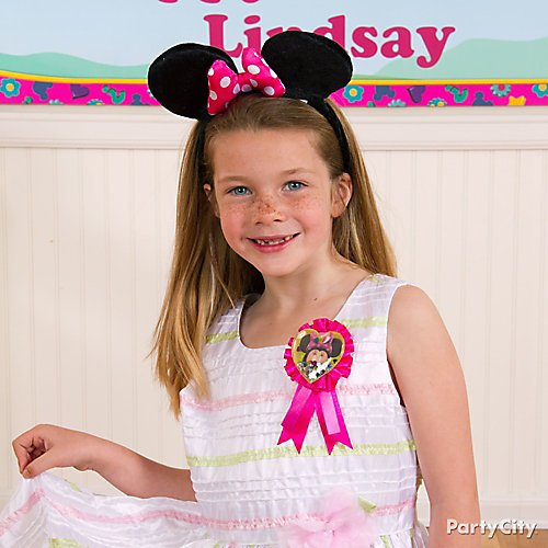 Minnie Mouse Party Ideas Party City