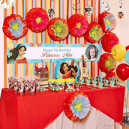 Elena Of Avalor Party Ideas Party City
