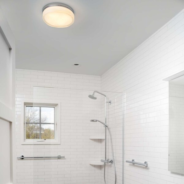 Bathroom Lighting Ideas for Small Bathrooms   YLighting 1 of 1
