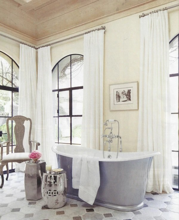 stunning arched window treatment ideas