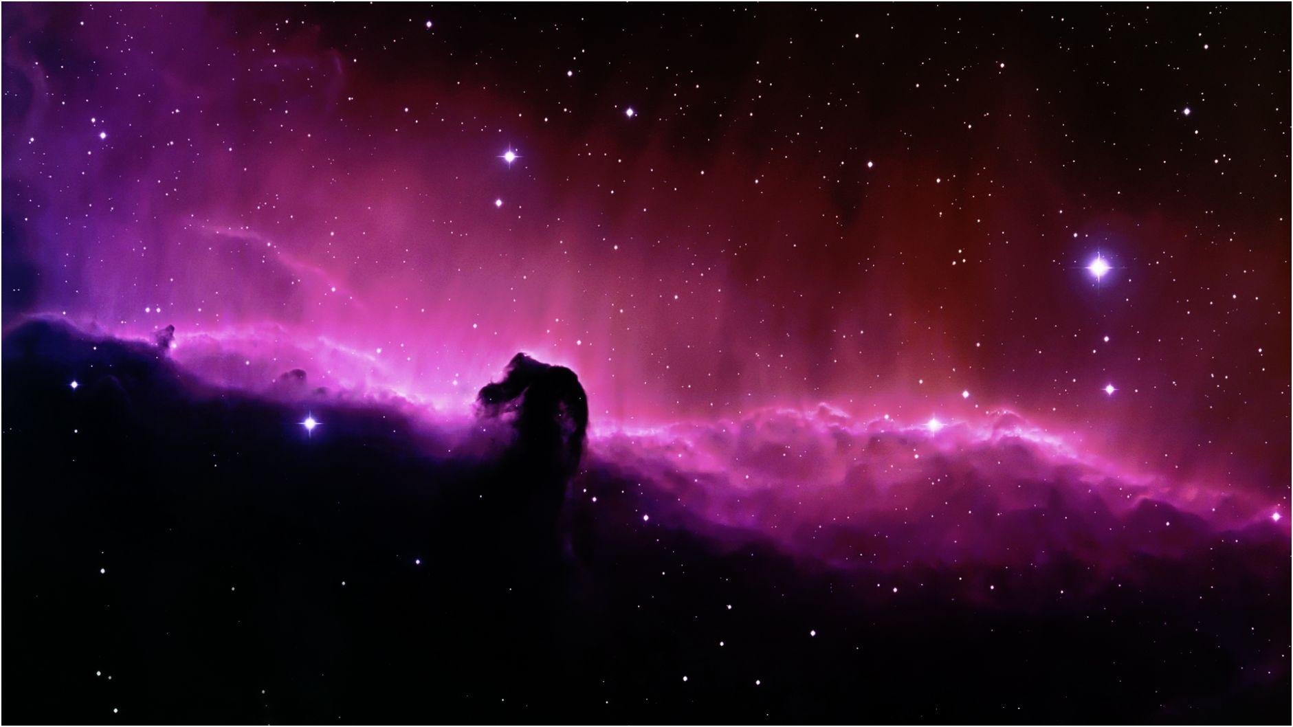 Purple Light In Space Wallpaper Faxo Faxo