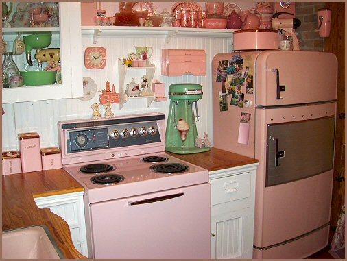 Kitchen 80s Decor