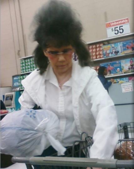 Poodle Hairdo Cheap Haircut At Walmart Fail Stay