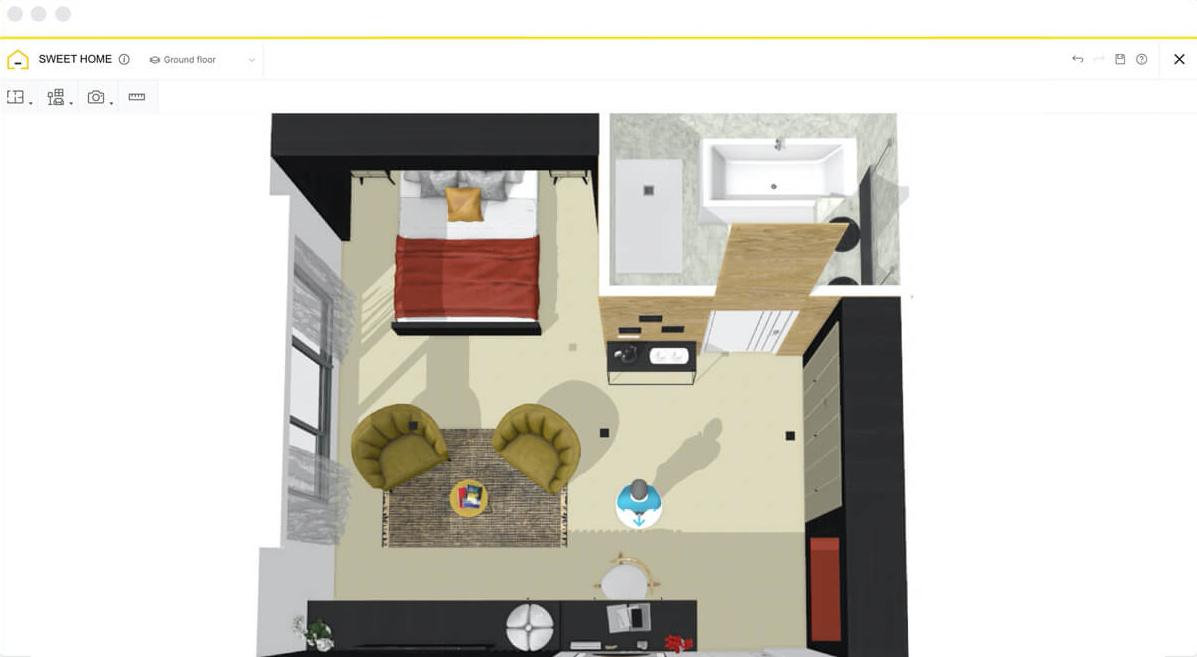Comment Creer Et Meubler Votre Plan 3d Maison Homebyme