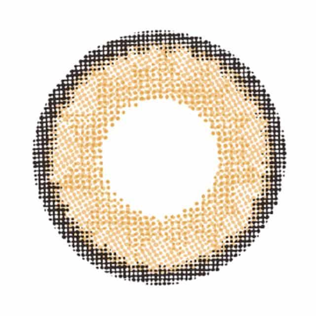 サニーヘーゼル(スパークシリーズ)レンズ画像