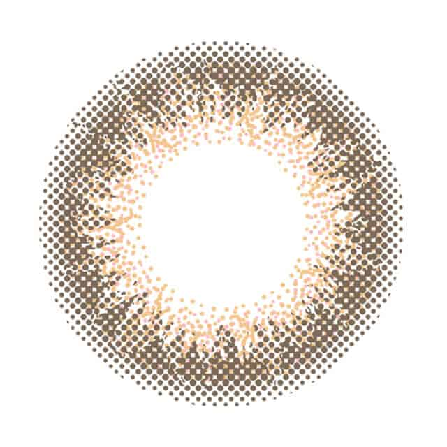 コーラルチーク レンズ画像
