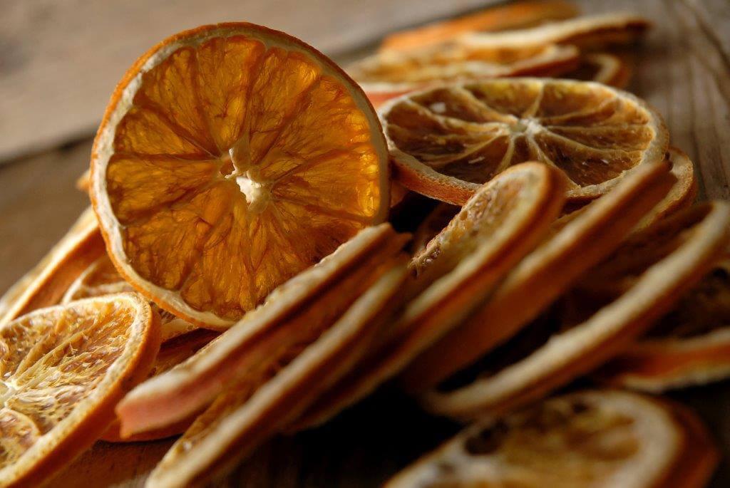 Dried Orange Slices 35 Pieces