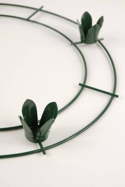 Advent Wreath Metal