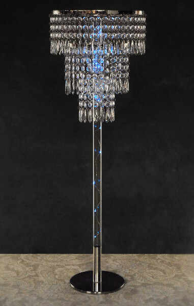 Table Top Chandelier Display Stand 30 1 2 In