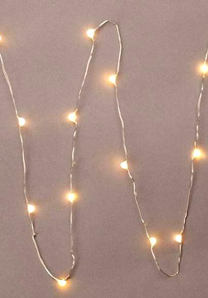 Battery Pack String Lights