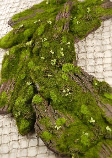 Foam Moss Tree Bark 14 X 65in