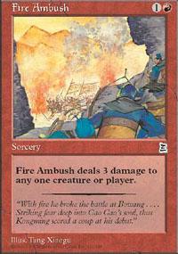 Fire Ambush