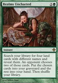 MTG Card: Realms Uncharted