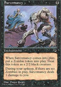 Sarcomancy
