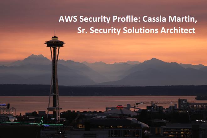 Cassia Martin AWS Security Profile