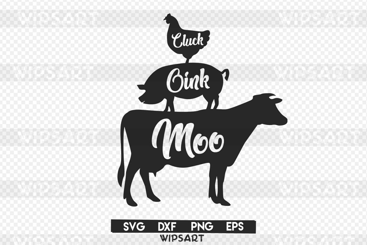 Farmhouse Svg Farm Svg Cow Svg Pig S