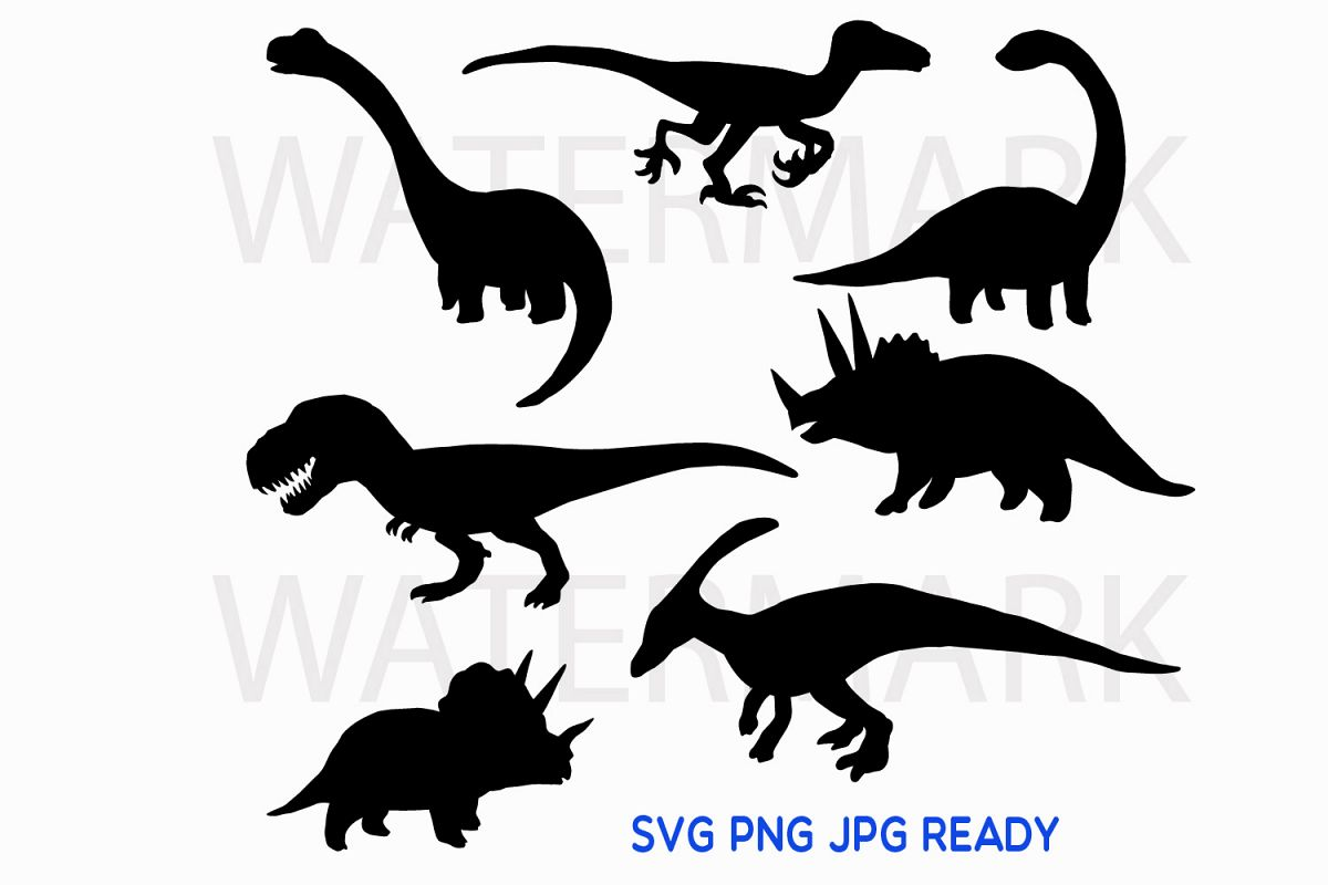 Bundle Set Of Dinosaur